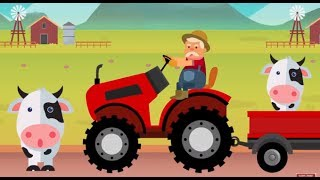 Old MacDonald Had A Farm - Kids Songs for Children with Chupakids