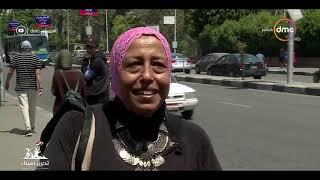 """مساء dmc  - تعليق البنات على هاشتاج """" المصريات أجمل نساء العرب """""""