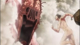 Humanity Vs The Biggest Titan | Attack On Titan Season 3 | Eng Sub