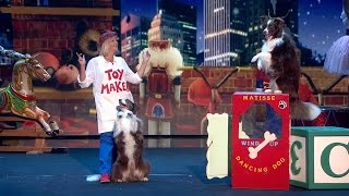 Britain's Got Talent 2015 S09E10 Semi-Finals Jules O'Dwyer and Matisse Another Fantastic Dog Act