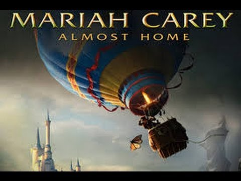 Mariah Carey - Almost Home (Lyrics) 2013