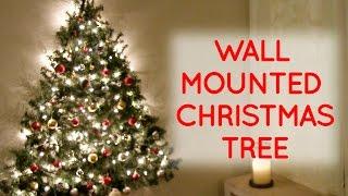 DIY wall mounted Christmas tree - Season 2 - Ep 23
