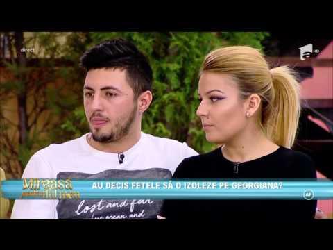 Xxx Mp4 Georgiana A Intrat în Colimatoriul Fetelor Ce Motive Se Ascund în Spatele Rivalitaţii Dintre Ele 3gp Sex