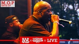 M.O.P - ANTE UP - LIVE at the Out4Fame Festival 2014 - RAP4AID