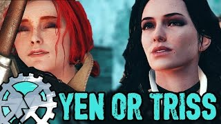 WITCHER SONG - Yen or Triss - Beyond Repair