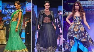 Sexy Bollywood Bombshells Set The Ramp On Fire, Must Watch!