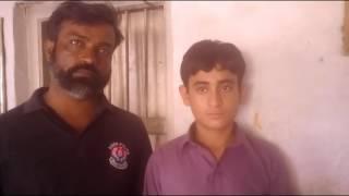 bhit shah    5 sala  bache se zyadti krne wala mulzim polic ki hrast mai x264