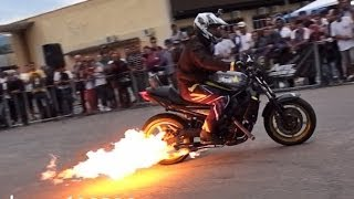 Extreme Burnouts - Pro Tork Team