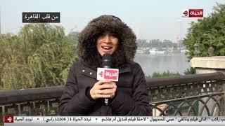 شاكب راكب - معلومات غير مهمة إطلاقا في نشرة أخبار إنجي أبو السعود