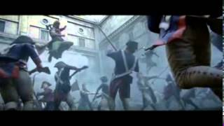 Assassin 39 s Creed Unity E3 2014 World Premiere Cinematic Trailer  SCAN