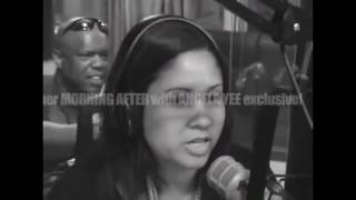 ANGELA YEE FLIRTS WITH GUCCI MANE IN A OLD INTERVIEW EXPOSED