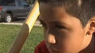 8 Year Old Used Karate To Fight Off Attacker