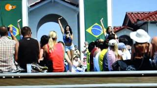 "Bellini-""Samba do Brasil""- ZDF Fernsehgarten- Germany"