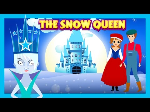 THE SNOW QUEEN Bedtime Story and Fairy Tales For Kids || Animated Story