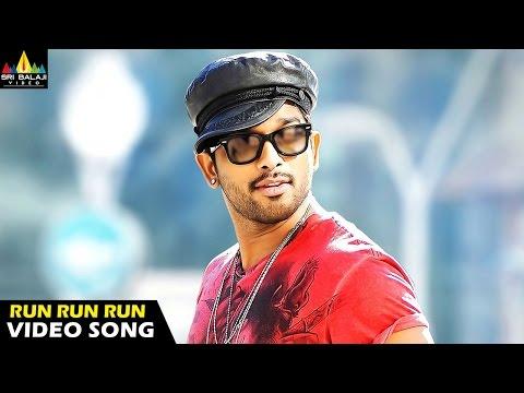 Xxx Mp4 Iddarammayilatho Songs Run Run Video Song Latest Telugu Video Songs Allu Arjun 3gp Sex