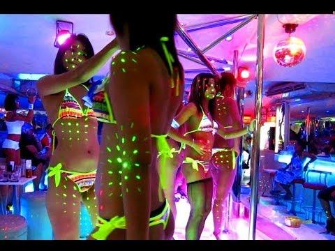 Sexy Pattaya Girls Dancing HOT HD