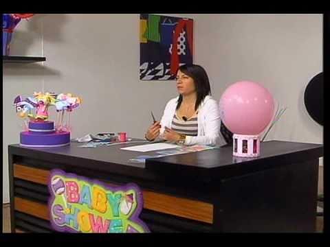 Aprenda y Venda Móvil Para Baby Shower Tele Amiga Internacional