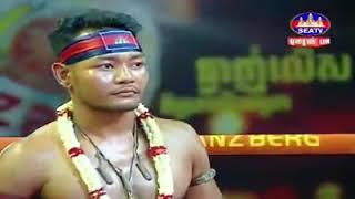 Phal Sophorn vs Lekpetch (Thai) Seatv Khmer boxing 17/11/2018