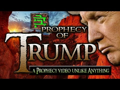 TRUMP the COMING LANDSLIDE. Ancient Prophecy Documentary of Donald Trump 2016