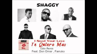 Te Quiero Mas Latin Remix Latin Drums Edit (Mr Palagruza)