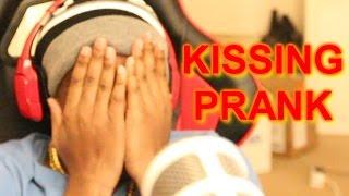 KSI KISSING PRANK
