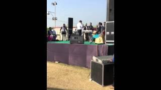 VOHTI SONG BY SURKHAB||MOHALI LIVE  || Special thankx DILJOT RANDHAWA