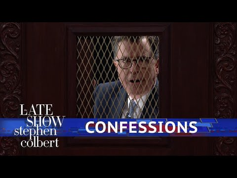 Xxx Mp4 Stephen Colbert S Midnight Confessions Vol XXXV 3gp Sex
