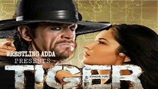 Tiger Zinda Hai   Official Trailer   Ft. UNDERTAKER   Shield   Salman Khan   SPOOF by Wrestling ADDA