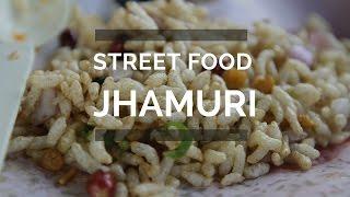 Street Food || Tasty JhaMuri Recipe || Food Bank The Taste Of Street