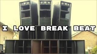 Crash Capsule Crash @ Retro Music Festival 2010 Malaga Break Beat
