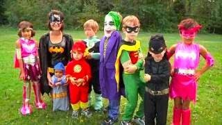 Halloween Costumes for Kids | Superheros Batman