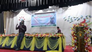 Solaiman Shukhon at seminar on