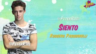 Siento - by Ruggero Pasquarelli ❤️