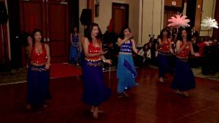 Indian Dance for 60th Birthday Party