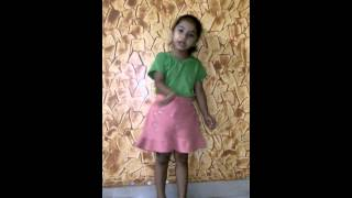 Flower song by shreeya from sandipani