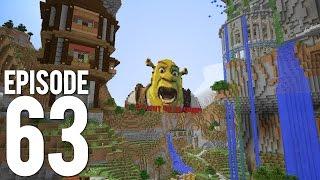 Hermitcraft 3: Episode 63 - MEGA SHREK!