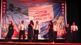 70's Theme Dance...Mele Poomala Thazhe Thenala - For MACF 2012 Inauguration