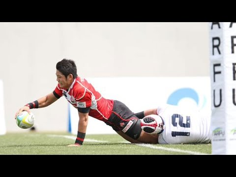 ACTION: Japan and Uruguay star in weekend of TRIES