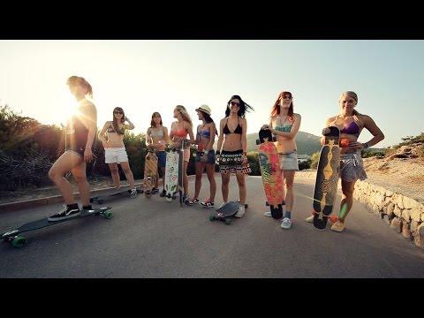 Xxx Mp4 Endless Roads 2 The Island With Longboard Girls Crew 3gp Sex