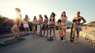 Endless Roads 2 - The Island (with Longboard Girls Crew)