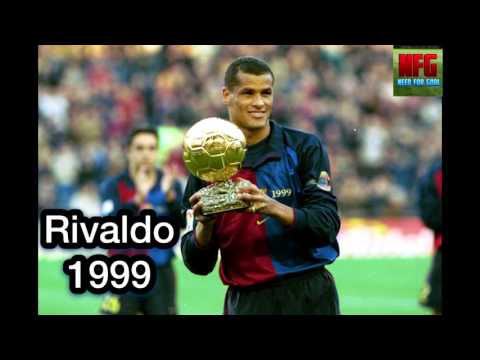 ballon d'or 1990-2016