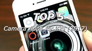5 Best Camera Apps iOS (2017)