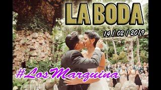 Boda de Los Marquina/Gabriela Zegarra y Carlos Marquina / 14/02/2019, dia del amor