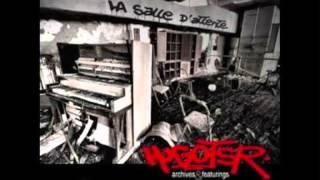 Hugo TSR - La salle d'attente (ALBUM EN ENTIER)