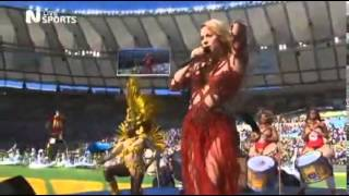 Shakira - La La La (Closing ceremony World cup 2014)