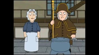 Family Guy - Oliver Twist
