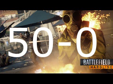 Battlefield™ Hardline: Flawless TDM 50-0