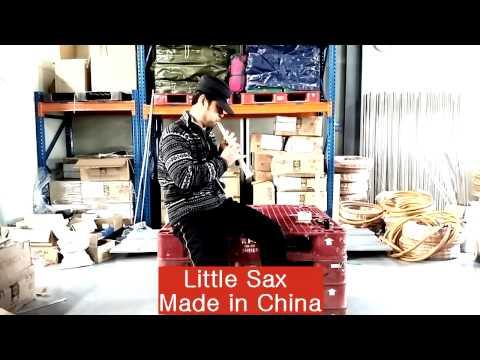 Xaphoon vs Little sax. 포켓삭스 혹은 리틀삭스.