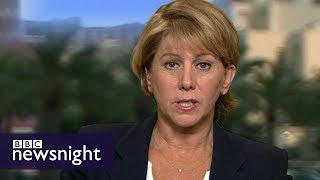 Harvey Weinstein: Former NYT journalist was working on investigation in 2004 - BBC Newsnight