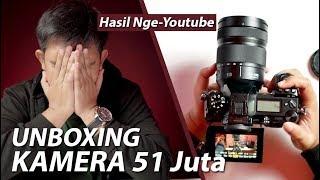 UNBOXING Kamera Idaman Youtuber & Videografer | Lumix S1Indonesia